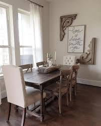 Quote Dining Room Wall Decor Farmhouse Ideas