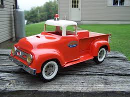Tonka 1957 Pickup Truck Excellent Custom Restoration | EBay ... Amazoncom Tonka Climb Over Vehicle Pickup Truck Toys Games 4 X Pick Up Funrise Toysrus Trucks Archives High Desert Ranch And Home Vintage Pickup And White Trailer 1865662133 Of My Childhood Late 80s Early 90s Chinese Parent Considering Making Some In Us Toyota Create Oneoff Hilux Concept Aoevolution Steel Classic 4x4 Goliath Wikipedia 1970s Youtube