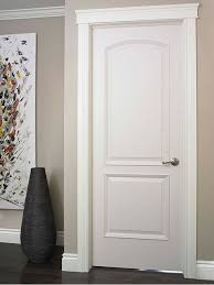 Home Interior Doors Continental Smooth Finish Moulded Interior Door Interior