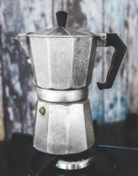 The Coffee Vintage Percolator