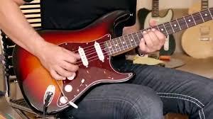 2012 Fender Stratocaster John Mayer Signature Sunburst