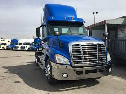 2014 Used Freightliner Cascadia Dealer Certified Day Cab DayCab At ...