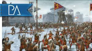 total siege amazing siege battle 2 total war gameplay