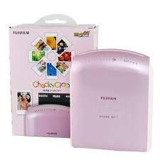 Fujifilm Instax SP 1 pink limited edition