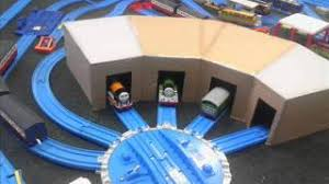 Trackmaster Tidmouth Sheds Youtube by B J Productions New Layout 2 Vicarstown Sheds Youtube