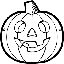 Halloween Printable Coloring Pages 2