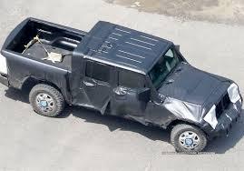 100 4 Door Jeep Truck Pics Show Test Of Wrangler Pickup Toledo Blade