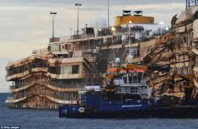 investigators become first people to board costa concordia since