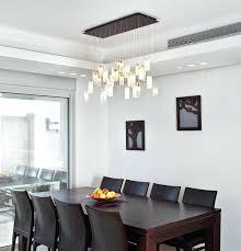 Unusual Dining Room Chandeliers Wonderful Lighting Fancy Modern