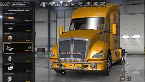 Truck Accessories V 1.1 ATS - ATS Mod / American Truck Simulator Mod Outlaw Customs New 2018 Custom 389 For Sale Peterbilt Of Sioux Falls Hoods And Used Parts American Truck Chrome Which Is Better Or Kenworth Raneys Blog W900l With Matchin Reefer Truckstops Pinterest Simulator 379 Exhd By Pinga Youtube More New Accsories Interiors Design Wallpapers Peterbilt Interior Accsories Best Cab Cowl Light Panels 65x1 Piece W P1 Led Lights V 11 Ats Mod Peterbilt Tandem Axle House Sleeper Market