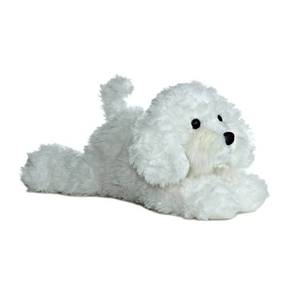 Aurora World Flopsie Bonita Plush Dog Toy - 12""