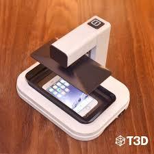 T3D Smartphone 3D Printer Could Democratize 3D Printing