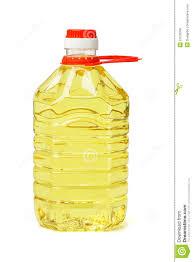 huile cuisine bouteille en plastique d huile de cuisine photo stock image du