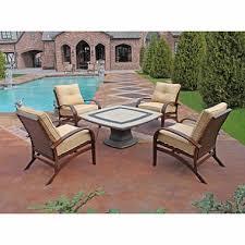 Sams Club Patio Furniture by Tommy Bahama Hayden Chat Set 5 Pc Sam U0027s Club