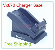 Verifone Vx670 Help Desk Number by Brand New Verifone Vx670 Vx680 Base Charger Base