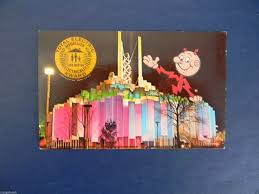 Reddy Kilowatt Character Lamp by 100 Best Tower Of Light Images On Pinterest Towers World U0027s Fair