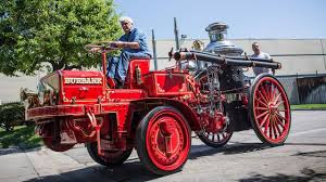 100 Fire Trucks Youtube 1914 Christie Engine Jay Lenos Garage YouTube