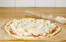 How To Make The BEST Homemade Whole Wheat Pizza Including A Super Easy
