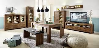 gent 4 wohnzimmer komplettset wohnzimmerkombination wohnwand akazie dunkel günstig möbel küchen büromöbel kaufen froschkönig24