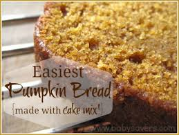 Pumpkin Spice Bundt Cake Using Cake Mix by Easy Pumpkin Bread Recipe It U0027s Made With Cake Mix