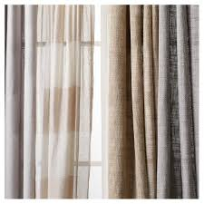 Gray Linen Curtains Target by Sheer Curtains Target