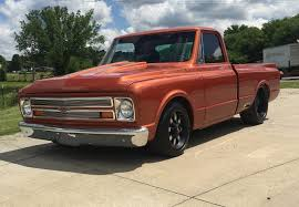 1967 Chevy C10 Pickup Truck - Over The Top Customs & Racing 1967 Chevy C10 Step Side Short Bed Pick Up Truck Pickup Truck Taken At The Retro Speed Shops 4t Flickr Harry W Lmc Life K20 4x4 Ousci Competitor Chris Smiths Custom Cab Rebuilt A 67 With 405hp Zz6 To Celebrate 100 Years Of Chevrolet Pressroom United States Images 6500 Shop Stepside Torq Thrust Iis Over The Top Customs Racing