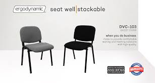 Ergodynamic DVC-103GRY Stackable Guest Chair Furniture Gray (Gray) Buy 3  Take 1 10 Best Waiting Roomguest Chairs Updated May 2019 Office Factor Side Room Guest Chair Stackable With Arms Burgundy Fabric Reception Staples Panel Contemporary Visitor Chair Armrests Upholstered Landing Page Integrity Fniture Room Office Stackable Magis Air Herman Heavy Duty 3 Seat Bench Bank Airport Blue Miller 5 Beautiful Chairs For Fxible Ding Areas In