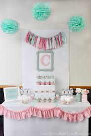 Kitchen Tea Themes Ideas by 25 Best Mint Bridal Showers Ideas On Pinterest Mint Party