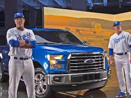 2016 Ford F-150 MVP Edition Announced For Kansas City Royals | SUV ... The Top 10 Most Expensive Pickup Trucks In The World Drive Ford Truck Gallery Claycomo Plant Has Produced 300 Limedition F150 Xlt Torque Titans Most Powerful Pickups Ever Made Driving News Download Wallpaper Pinterest Trucks Intertional Cxt 7300 Dt466 Worlds Largest Youtube Fseries A Brief History Autonxt Tkr Motsports 6 Million Dollar 1932 Rat Rod Mp Classics Pickup Works Like A Rides Car Travel Today Marks 100th Birthday Of Truck Autoweek