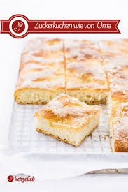 zuckerkuchen rezept omas klassiker vom blech rezept