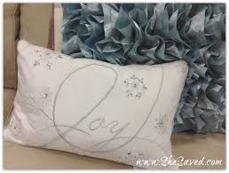 Pier One Blue Throw Pillows by Pier 1 Holiday Decor And Gifts 50 Gift Card Giveaway