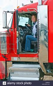Woman Truck Driver Looking Out The Door Of A Big Rig From The ... Its Been A Long Road But Im Happy To Be An Hgv Refugee Syrian Lady Driver In Big Truck On The Banked Track At Trc Youtube Women In Trucking Association Announces Its December 2017 Member Bengalurus First Female Garbage Truck Motsports Posed As Car Salesgirl And Shows Male Woman Stock Photos Royalty Free Pictures Driver Filling Up Petrol Tank Gas Station Is Symbol Of Power Cvr News Lisa Kelly A Cutest The Revolutionary Routine Of Life As Trucker Truckers Network Replay Archives Truckerdesiree