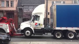 100 Tow Truck San Francisco Pepsi Being Ed On Street YouTube