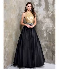 gold black prom dress fashion dresses