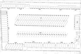 RV Parking Lot Dimensions