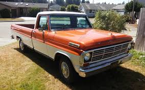1969 Ford F-100 Ranger Pickup Truck - Used Ford F-100 For Sale In ...