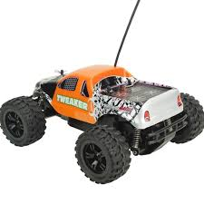 100 Gas Rc Monster Trucks 118 Scale 24GHz RC Car Truck Off Road Racing Car Remote