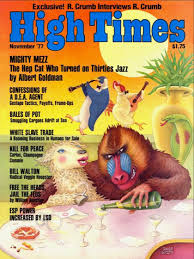 November 2014 Confessions Of A by High History 500 Covers Of High Times Magazine High Times