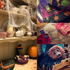 Scene Setters Halloween Uk by Preparing For Halloween Fun With Tesco Family Four Fun