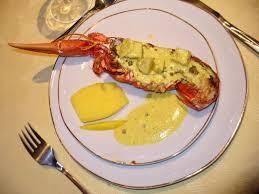 cuisiner homard congelé cuisiner un homard congelé 100 images homard canadien ou homard