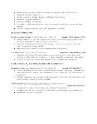 Student Teaching Resume Examples For Students Samples Best Teacher Sample English Pdf Tea