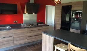 cuisine bois et cuisine aménagée réalisations toulouse blagnac
