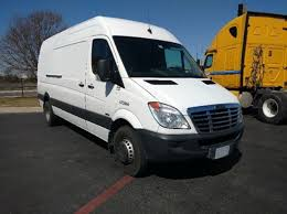 2013 MERCEDES SPRINTER 2500 Box Trucks