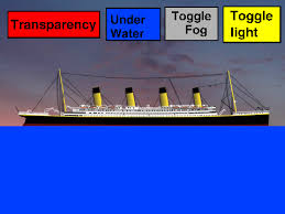 Sinking Ship Simulator The Rms Titanic by Sinking Ship Simulator V2 1 On Scratch