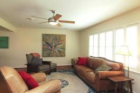 Living Room Ceiling Fan With Light Dining Fans Awesome Attractive Lights