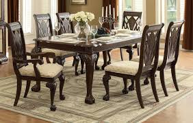 Norwich 5055-82 Traditional 7PC Cherry Wood Leaf Dining Table Set ... 90 Off Bernhardt Embassy Row Cherry Carved Wood Ding Darby Home Co Beesley 9 Piece Buttmilkcherry Set 12 Seater Cherrywood Table And Chairs Christophe Living Fniture Of America Brennan 5piece Round Brown Natural Design Ideas Solid Room House Craft Expandable Art Deco With Twelve 5 Wayfair Wood Ding Set In Ol10 Rochdale For 19900 Sale Shpock Regular Height 30 Inch High Table Black Kitchen Sets For 6 Aspenhome Cambridge 7pc Counter Leg