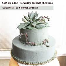 Vegan Gluten Free Wedding Cake