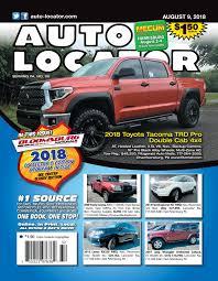 100 Laredo Craigslist Cars And Trucks 080918 Auto Locator Blue Edition By Auto Locator And Auto