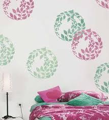 Diy Bedroom Painting Ideas Alluring Wall Decorating Stencils 19