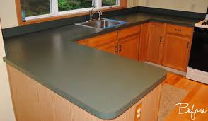 Rustoleum Cabinet Painting Kit by Kitchen Countertop Reveal Using The Rust Oluem Countertop